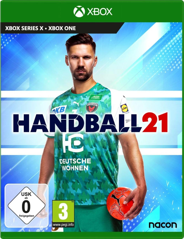 Handball 21 (Xbox One)