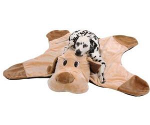 Knuffelwuff Hundedecke Hunter in Hundeform Xxl 120 x 140cm
