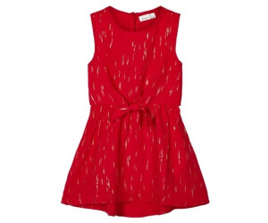 Name It NMFRITALINA SL DRESS CAMP (13168549) jester red