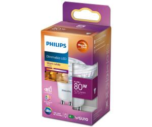 Philips Lighting LED EEK A++ (A++ E) GU10 Reflektor 6.2 W