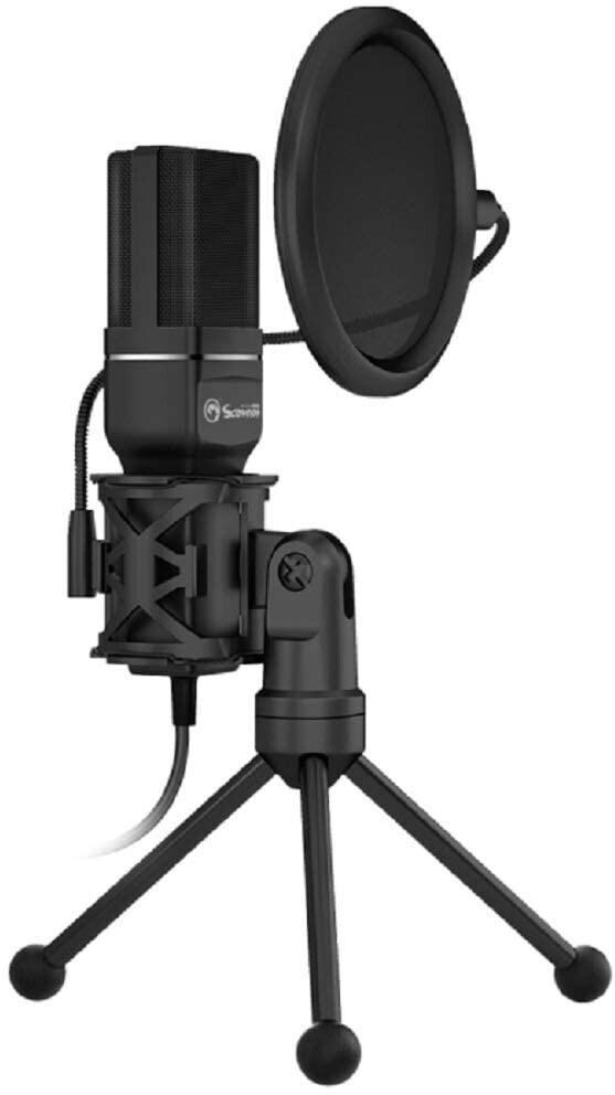 Image of Marvo Scorpion USB Streaming Gaming Desktop Microphone - Model MIC-03