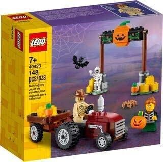 LEGO Promenade en chariot d'Halloween (40423)