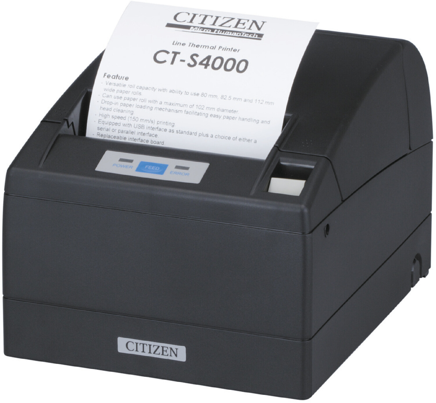 Image of Citizen CT-S4000 Black