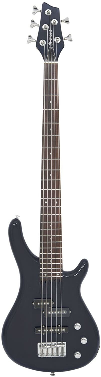Image of Chord 6 String Electric Bass Guitar