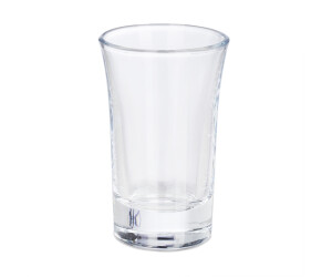 Relaxdays 48 x Schnapsglas, 4 cl Schnapsgläser Set Pinnchen