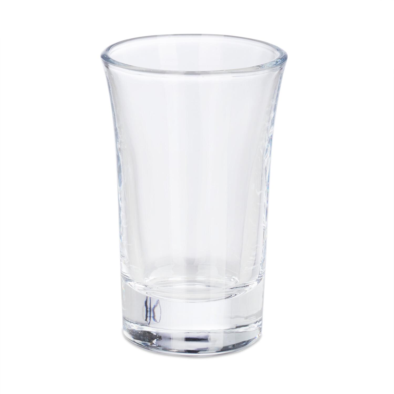 Relaxdays 96 x Schnapsglas, Tequilagläser 4 cl, Party Pinnchen