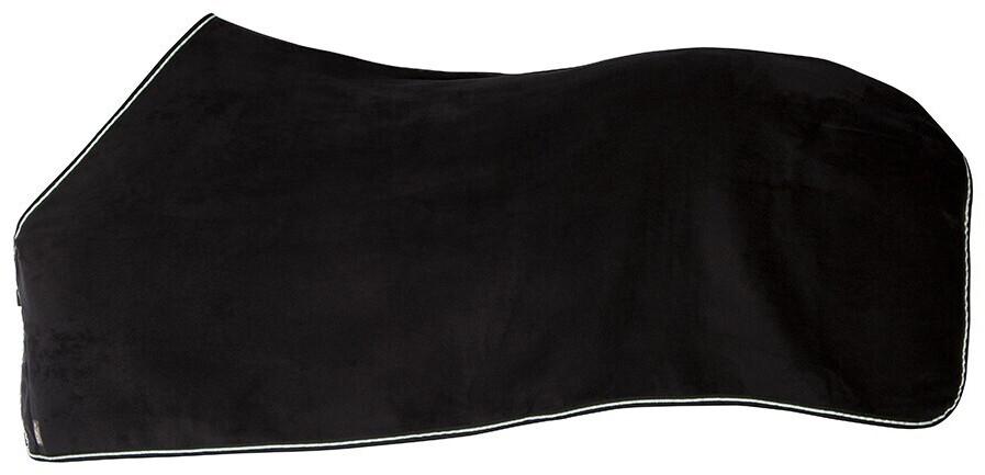 Pfiff Abschwitzdecke Dralon®, black, Gr.: 155cm