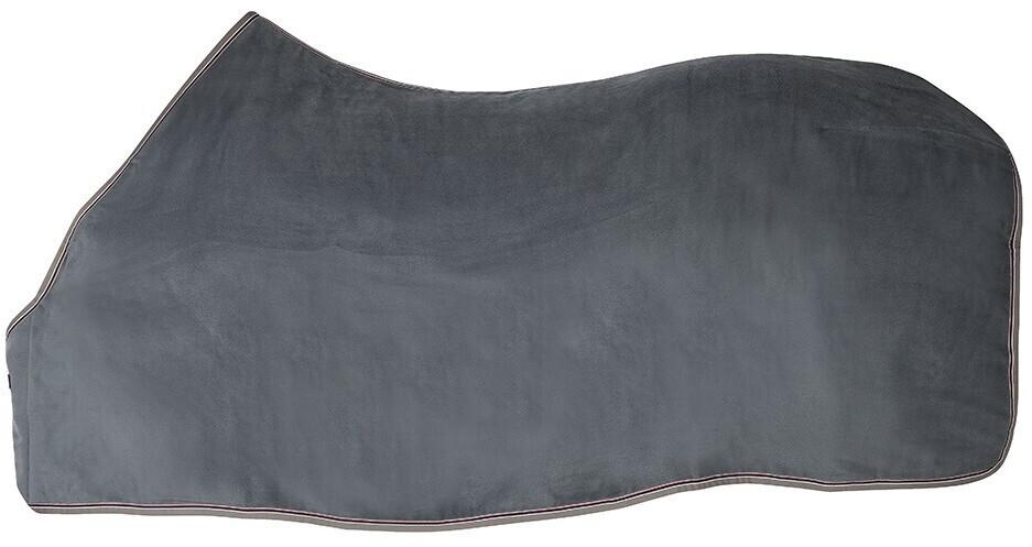 Pfiff Abschwitzdecke Dralon®, grey, Gr.: 155cm