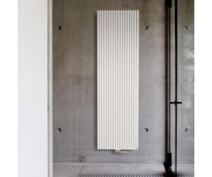 Vasco Carré Plus Vertikal CPVN-PLUS Heizkörper H: 180 cm B: 53,5 cm weiß