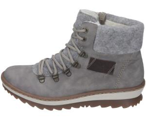 Rieker Damen Schuhe Schnürboots Warmfutter Stiefeletten Z8643-40