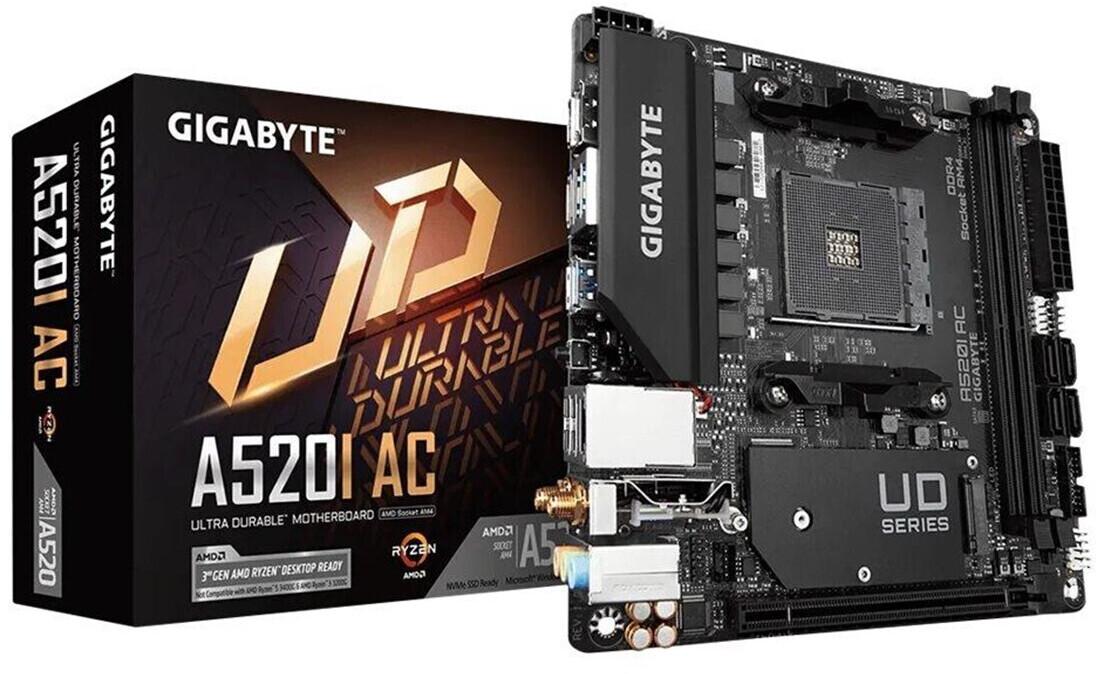 Image of GigaByte A520I AC