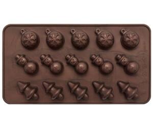 Birkmann Schokoladenform Pralinen- und Schokoladenförmchen Weihnachten