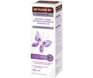 Betadine BV Vaginalgel 1% (40g)