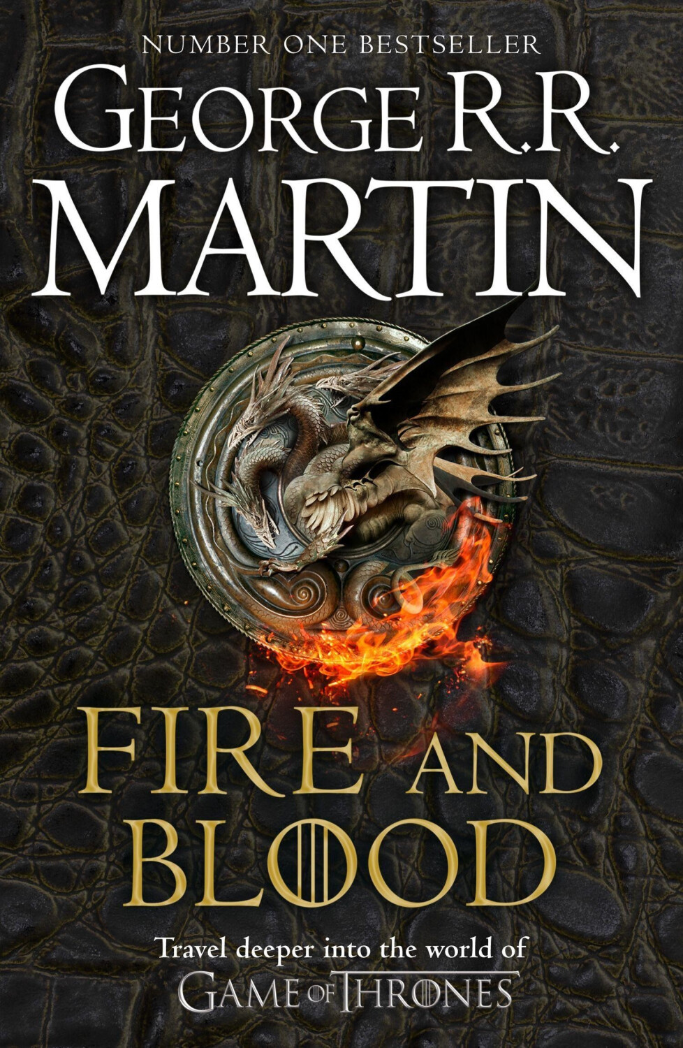 Image of A Song of Ice and Fire - Fire And Blood [9780008402785]