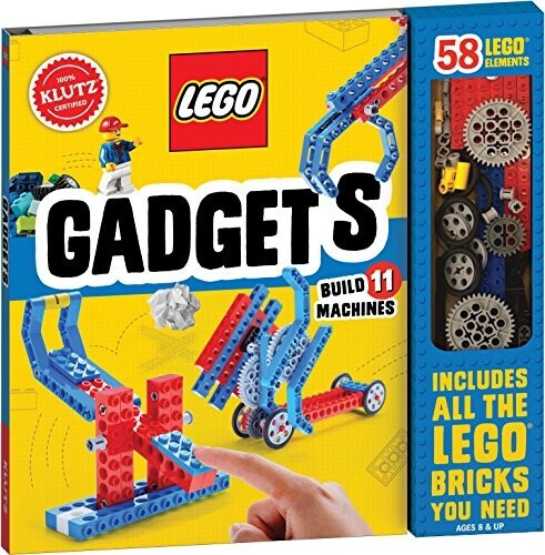 Image of Klutz LEGO Gadgets