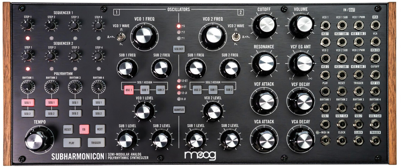 Image of Moog Subharmonicon