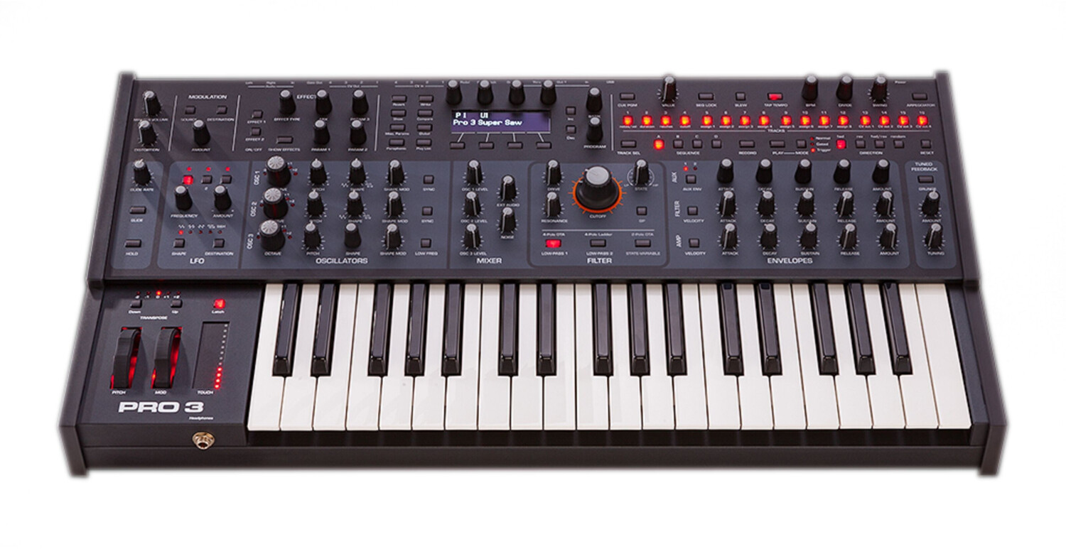 Image of Dave Smith Instruments Sequential Pro 3