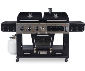 Pit Boss Ultimate 4-in-1 Kombigrill
