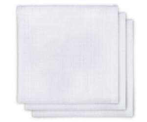 Jollein Mullwindeln 3er-Pack white