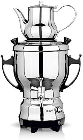 Image of Beem Samovar 2030-3 l | Electric kettle | 2,200 W | Stainless steel | 3 l