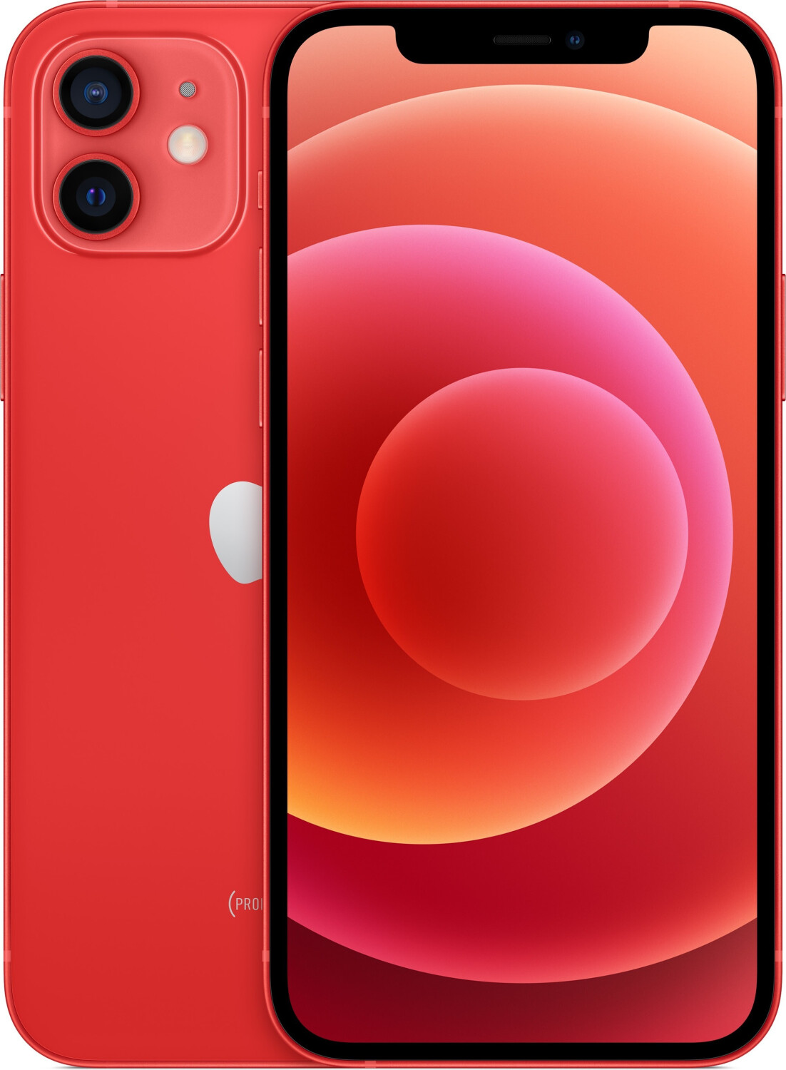 Image of Apple iPhone 12 256GB (PRODUCT)RED