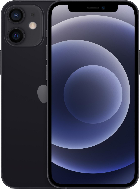 Apple iPhone 12 mini 64GB nero