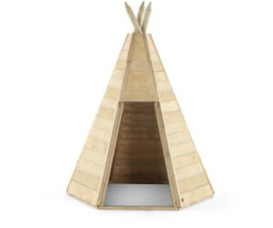 Plum Spielhaus Tipi aus Holz 170 cm