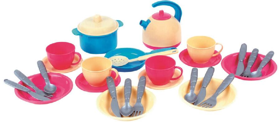 Bino Kaffee-Geschirr-Set (83207)