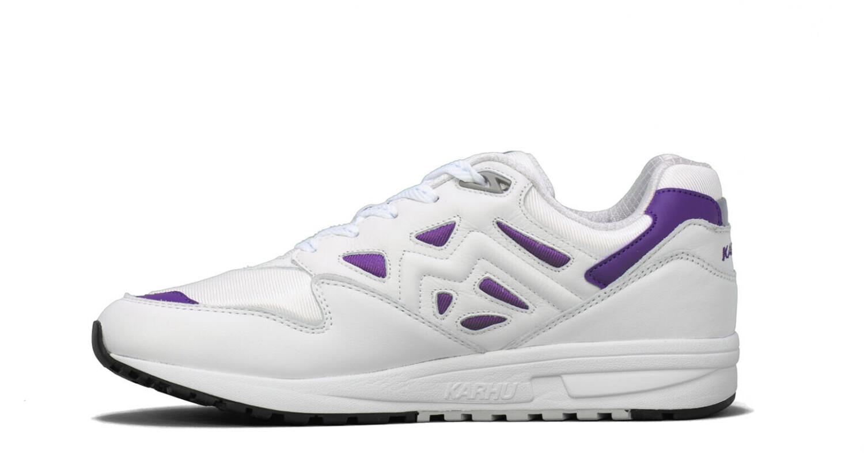 Karhu Retro-Sneaker weiß (F806001)