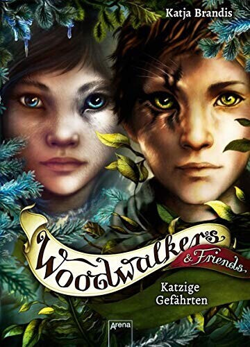 Image of Woodwalkers & Friends. Katzige Gefährten [9783401605456]