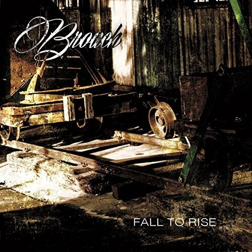 Image of Broach - Fall to Rise (CD)