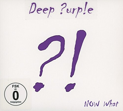 Image of Deep Purple - Now What?! (Limited Edition) (CD)
