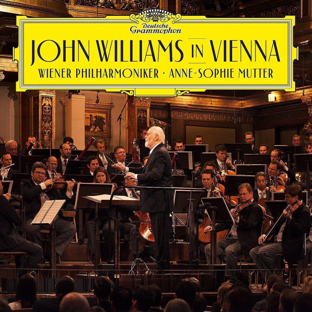 Image of John Williams - John Williams in Vienna (CD)