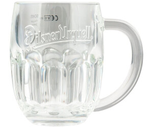 Sahm Pilsner Urquell Bierglas Pint Glas