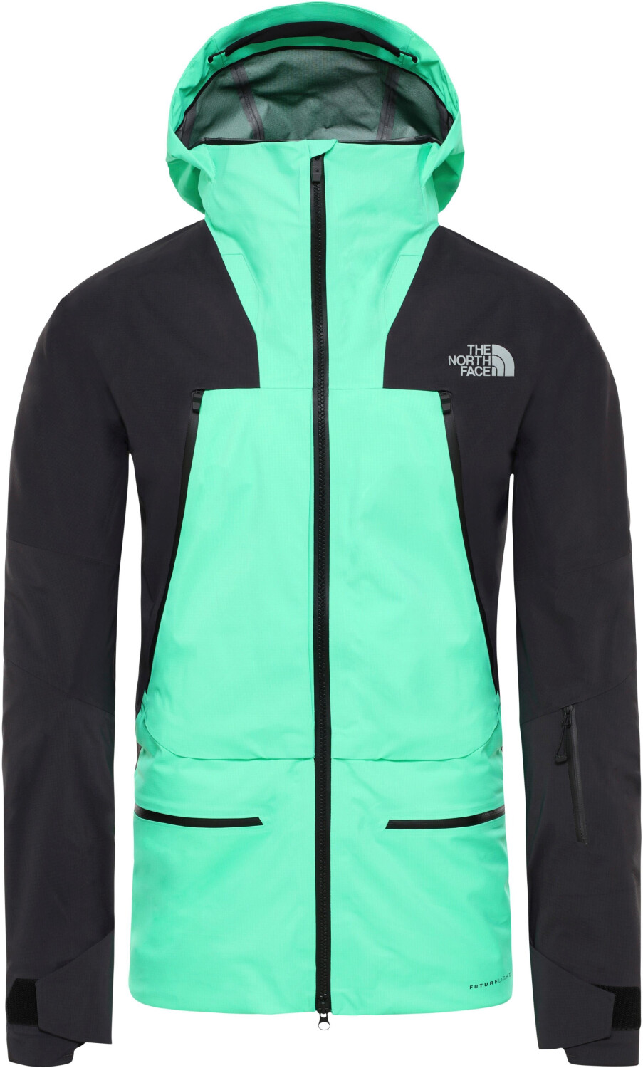 The North Face Purist Futurelight™ Jacket chlorophyll green/ weathered black