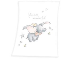 Herding Soft-Peach Decke Disney´s Dumbo