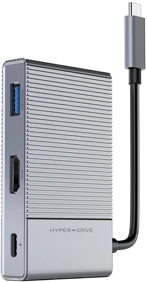Image of Hyper GEN2 6-in-1 HyperDrive USB-C