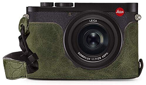 Image of MegaGear MegaGear Ever Ready Leica Q2 green