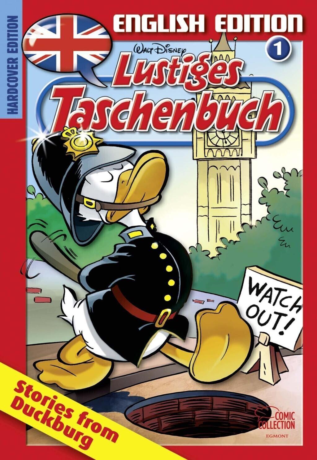 Image of Lustiges Taschenbuch English Edition 01 Stories from Duckburg (Walt Disney)