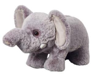 Bauer Elefant stehend 33 cm