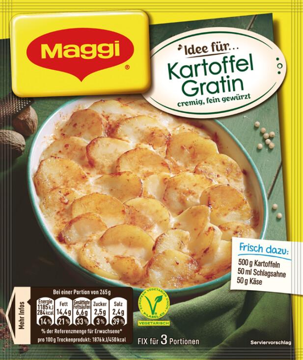Maggi Fix Kartoffelgratin (43g)
