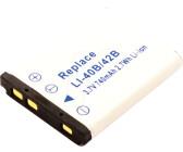 AccuCell Schnell Ladegerät passend für den Olympus Li 90B