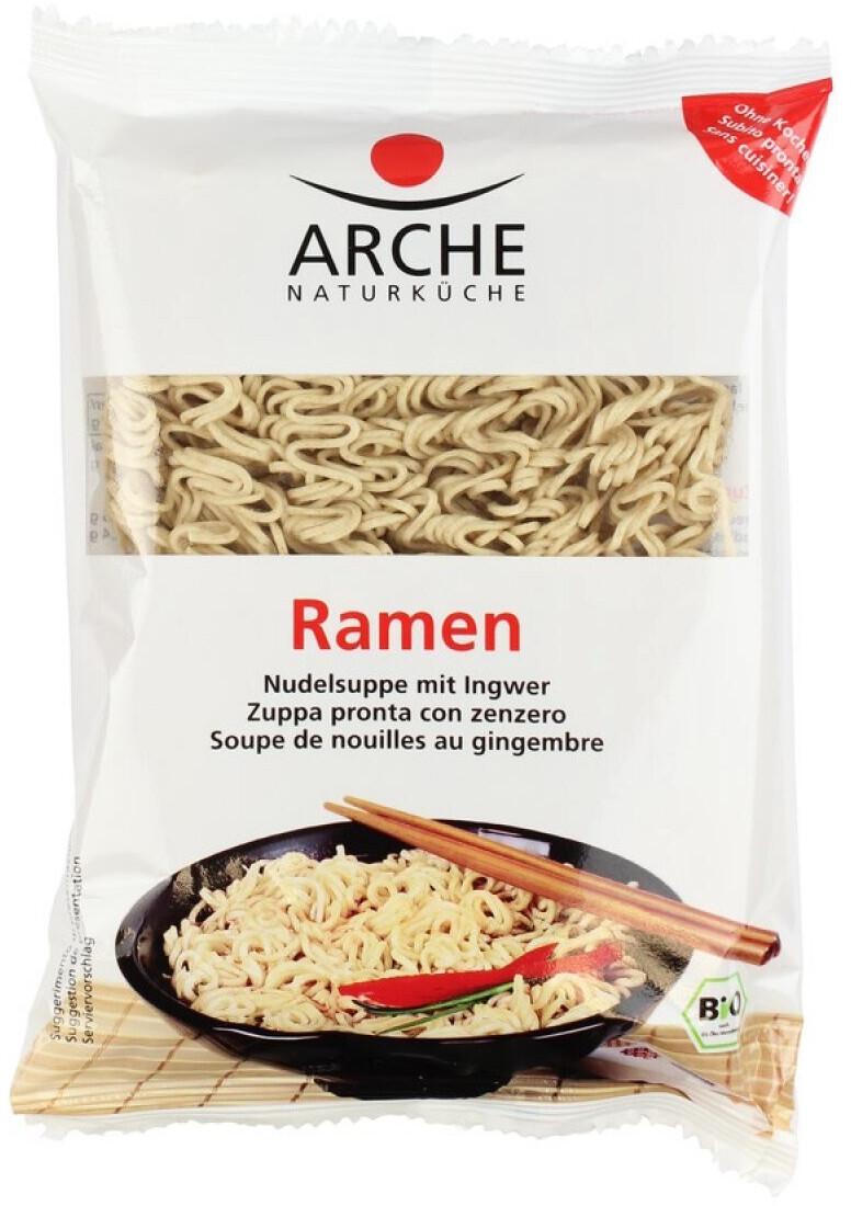 Arche Ramen - japanische Nudelsupp Bio (108g)