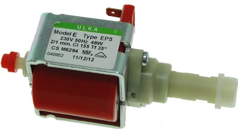 Saeco Pumpe Ulka EX5 / EP5 230V