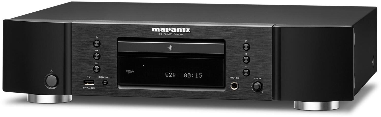 Image of Marantz CD6007 Black