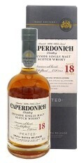 Caperdonich 18 Jahre Peated Small Batch Release 0,7l 48%