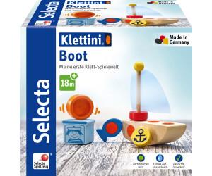Selecta Flieger Klett-Stapelspielzeug