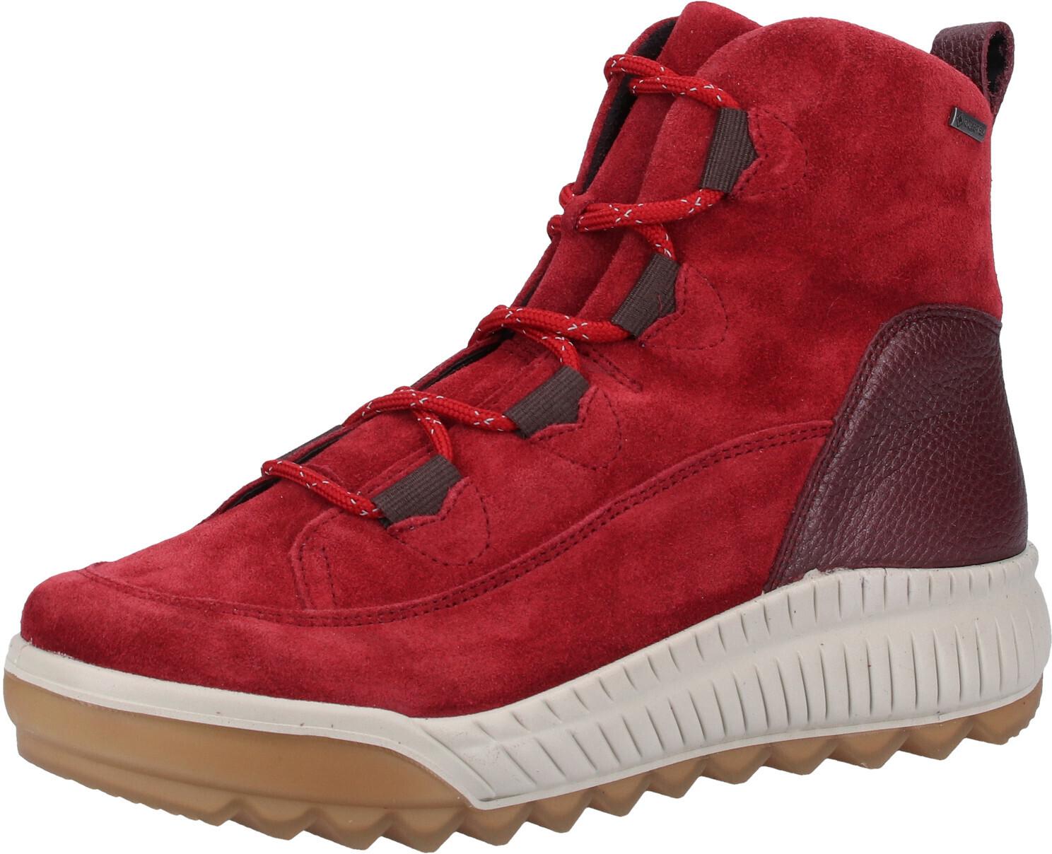 Legero Tirano Boots red