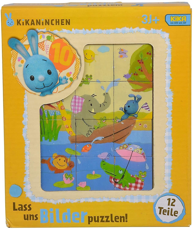 Simba Kikaninchen Bilderpuzzle