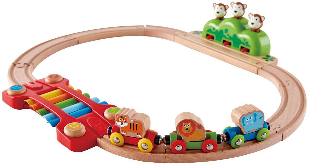 HaPe Kleines Tier-Eisenbahnset (E3825)